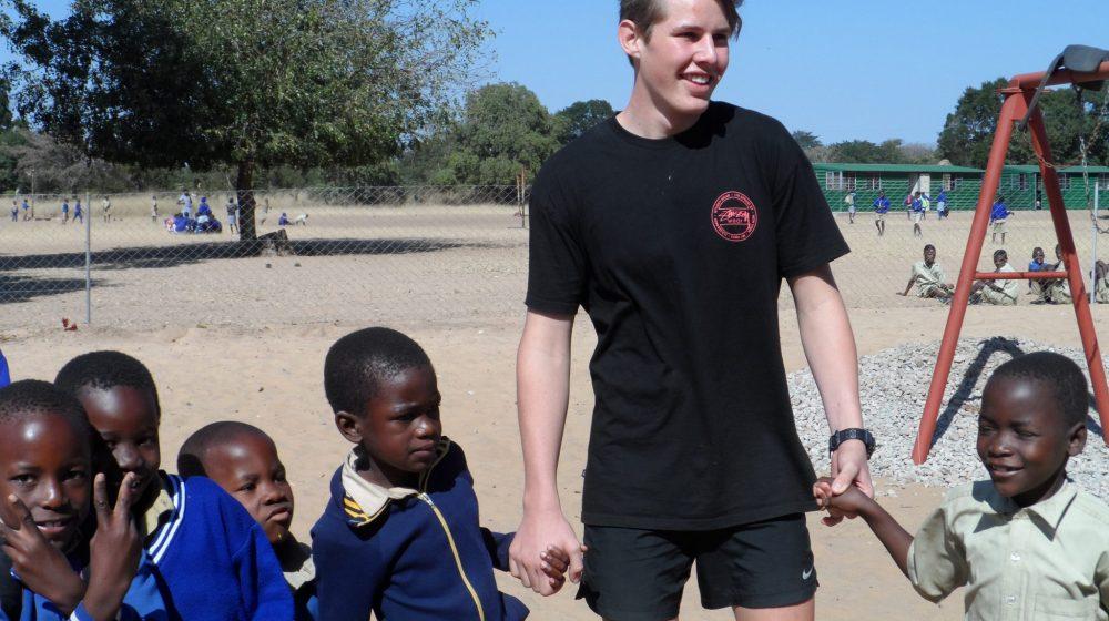 Student in Zimbabwe