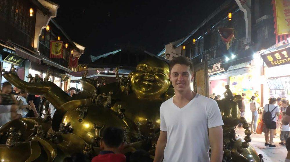 Alex in Asia